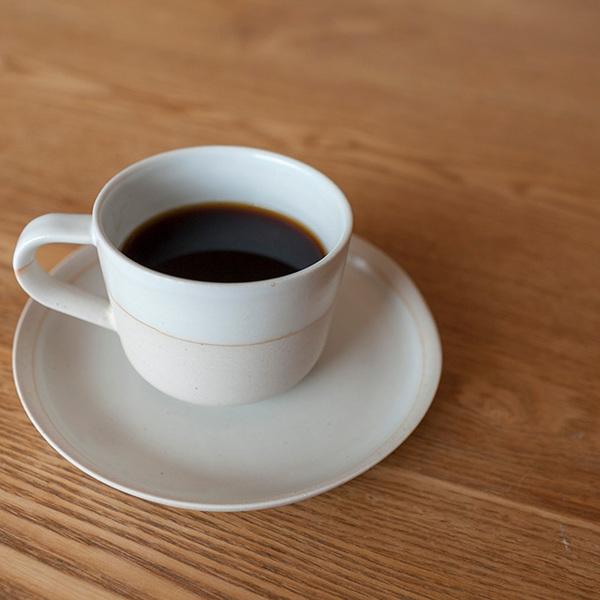 冷え込む日にhiiroで深煎りコーヒー