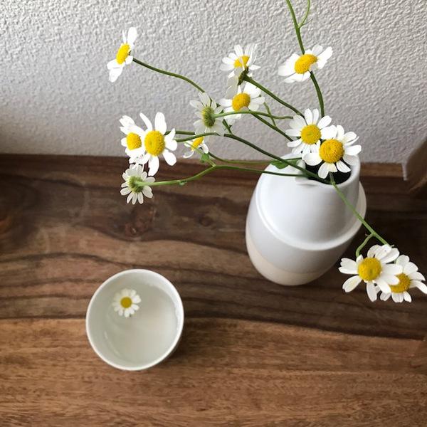 花咲くカラフェ