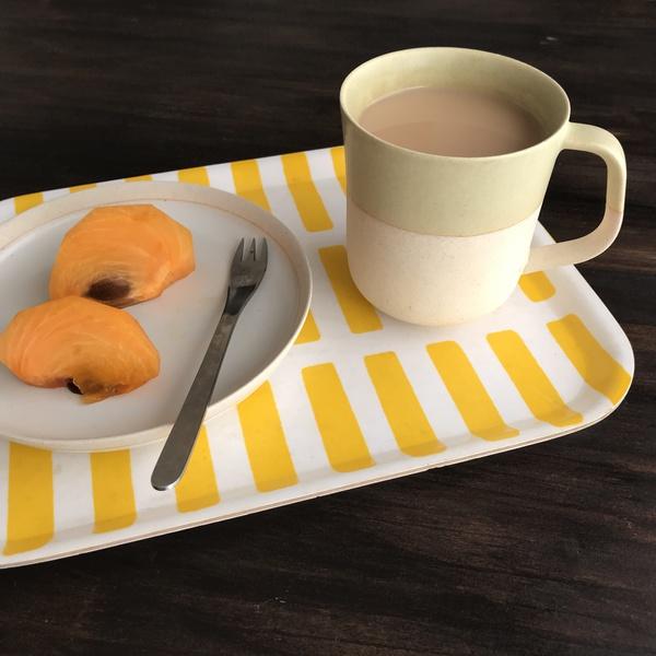 旬のフルーツでお茶タイム